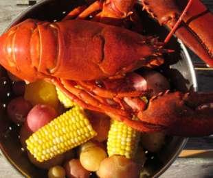 Sunday Lobster Bake